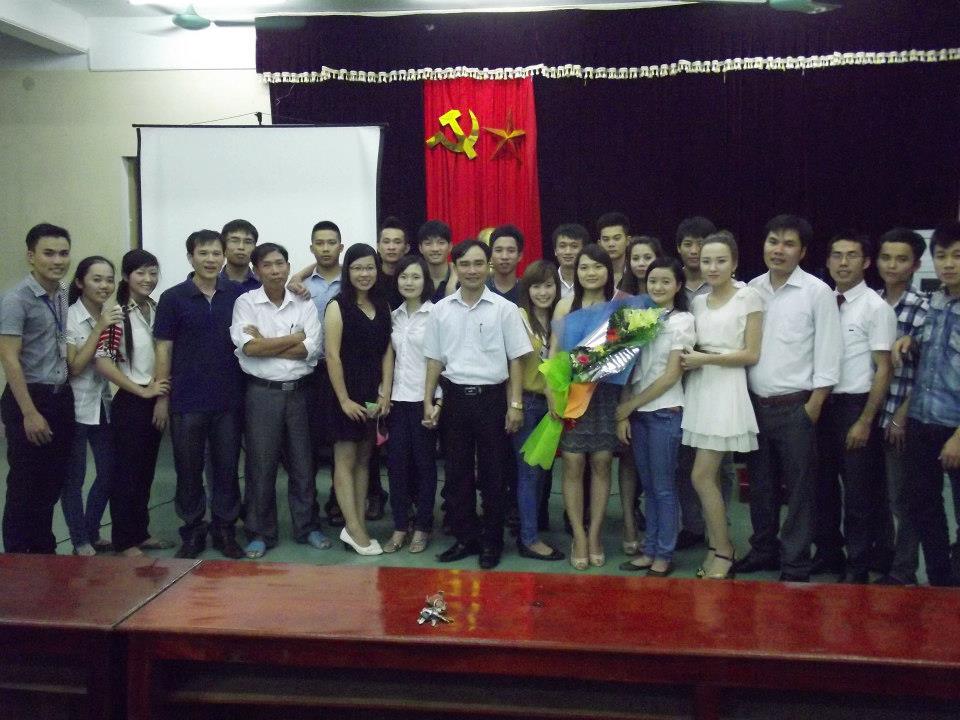 Chia tay học viên nghiệp vụ du lịch K9