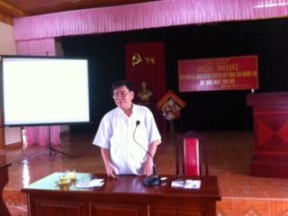 Trường Việt Nhật Đồng Hành Xây Dựng Nông Thôn Mới